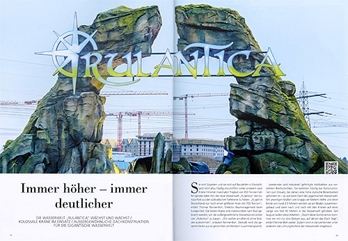 Europa-Park-Magazin emotional pur